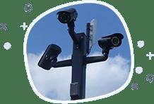 پایه های نظارت تصویری