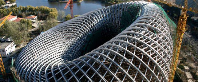 سازه های فلزی مدرن