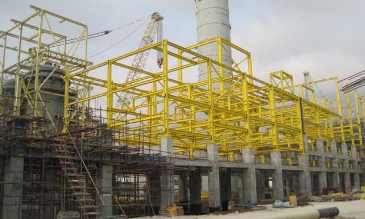 سازه فلزی نفت و گاز