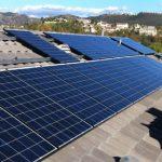 پایه پنل خورشیدی یا استراکچر خورشیدی