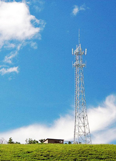 Ground Telecommunication Tower