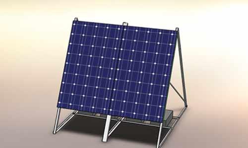خرید پایه پنل خورشیدی