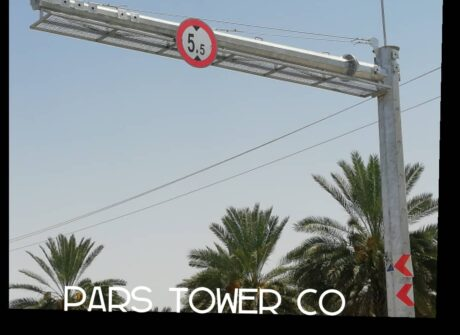 دکل های کنترل سرعت استان کرمان