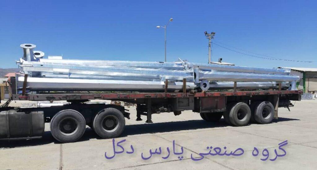 دکل های دوربین کشور عراق