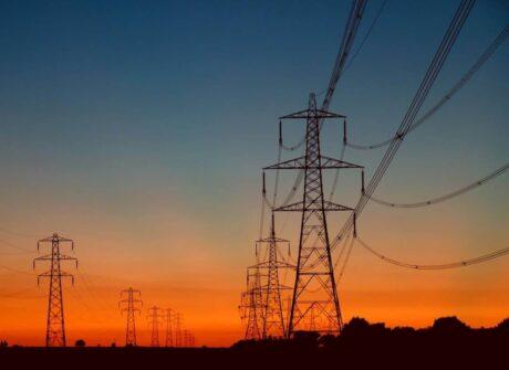 دکل برق خطوط برق عراق